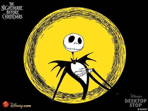 Jack Skellington wallpaper possibly containing anime called skellington