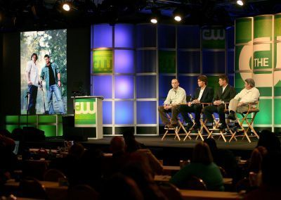 the cw winter tca press tour party 2007