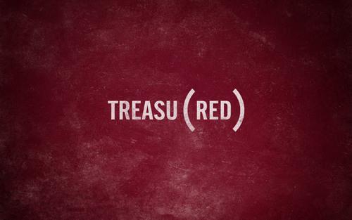 (Product) Red kertas-kertas dinding