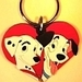 101 Dalmations - keychains icon