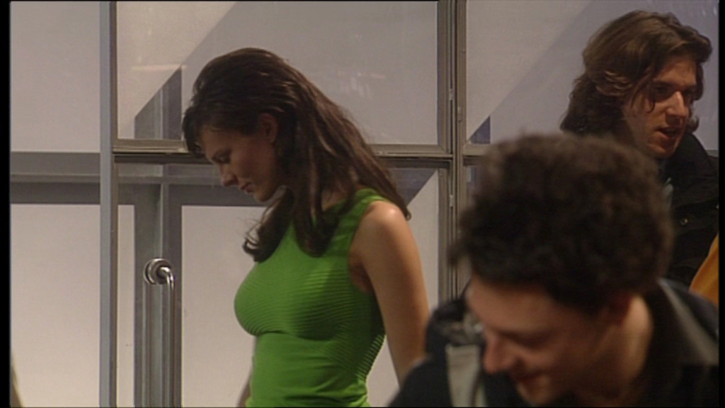 Breasts jeff from coupling 10