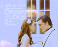 3 words, 8 letters - blair-and-chuck wallpaper