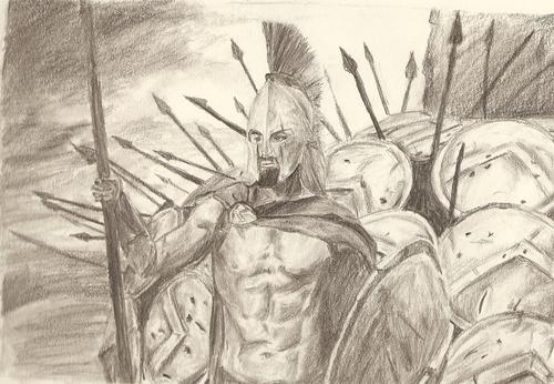 300 Drawing
