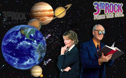 3rd Rock from the Sun wallpaper
