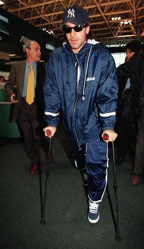 90s - injury