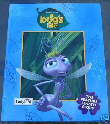 A Bug's Life Book