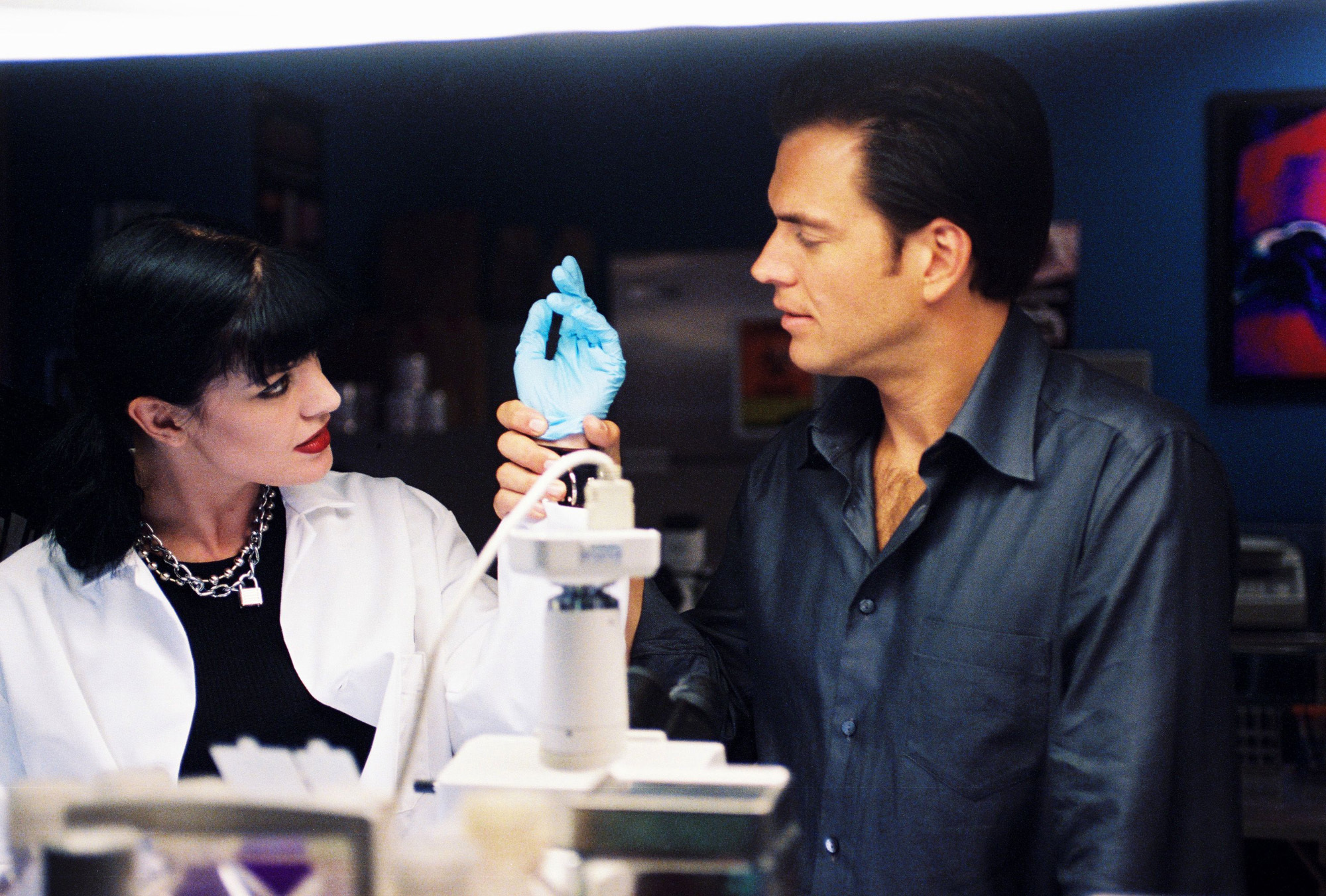 NCIS Abby and Gibbs