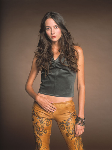 Amy Acker kertas dinding entitled Amy.