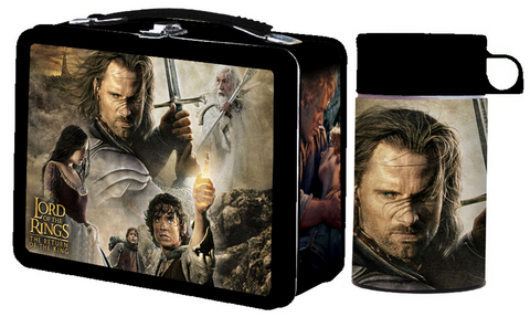 Aragorn LOTR Lunch Box