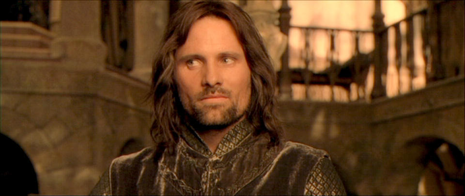 Aragorn screencaps