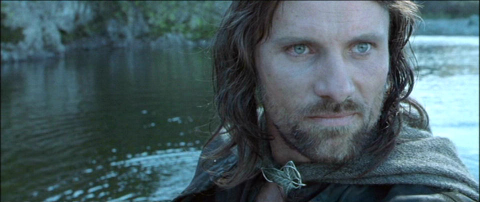 Aragorn screencaps