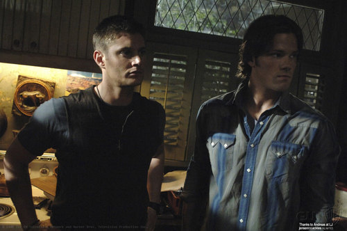 Are आप there god? It's me, Dean Winchester (promo)