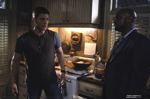 Are toi there god? It's me, Dean Winchester (promo)