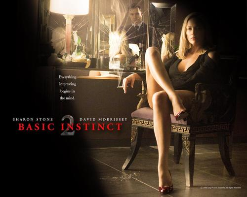 Basic Instinct 2 Movie Poster