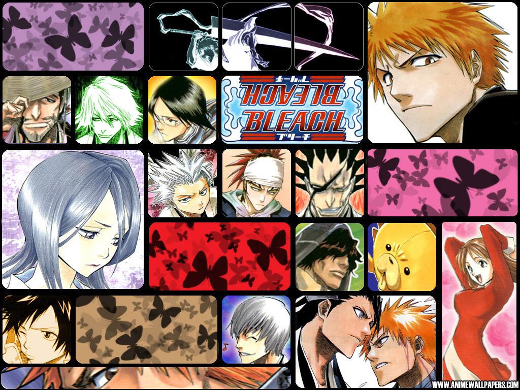 Bleach - Bleach Anime 1024x768 800x600