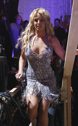 Britney @ 엠티비 Awards 2008