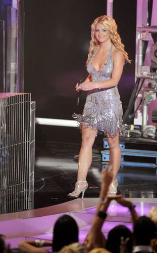 Britney @ mtv Awards 2008