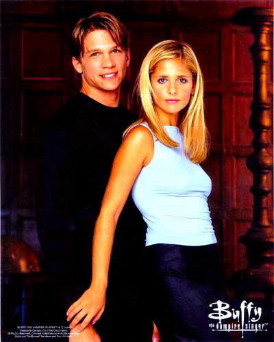 Buffy & Riley (season 4)