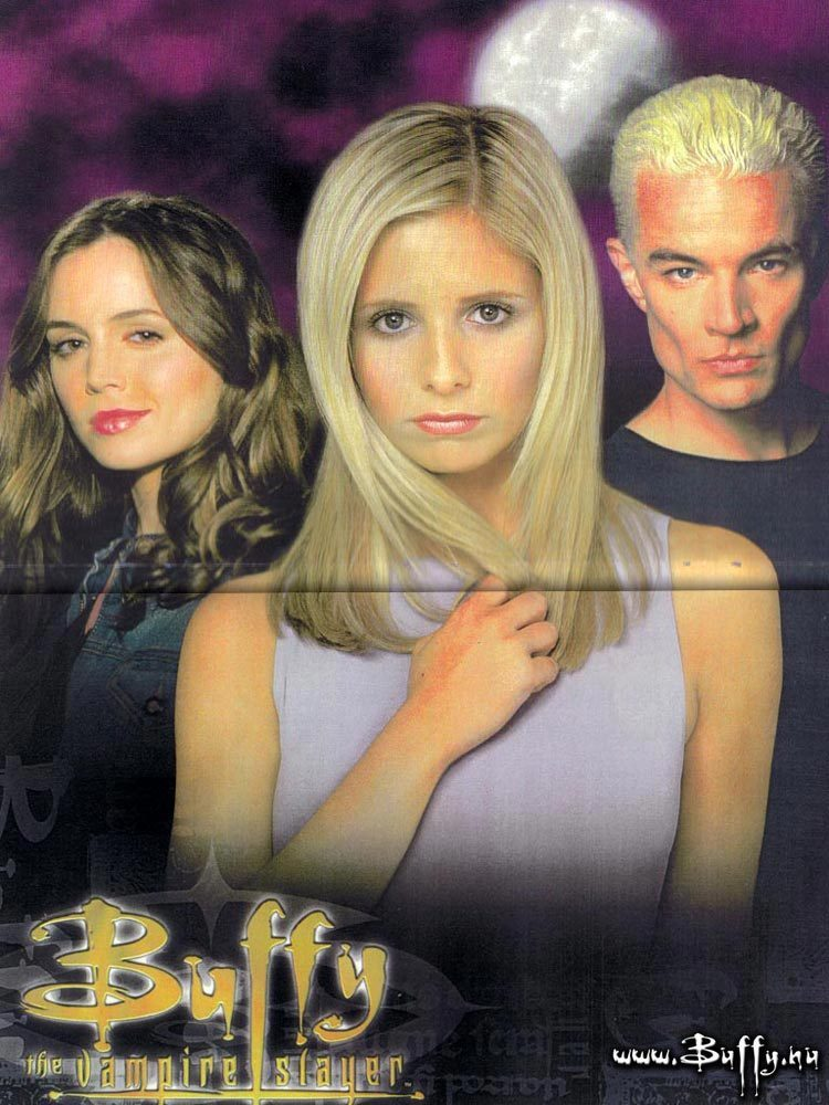 Buffy,Faith & Spike
