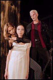 Buffy,Spike & Dru
