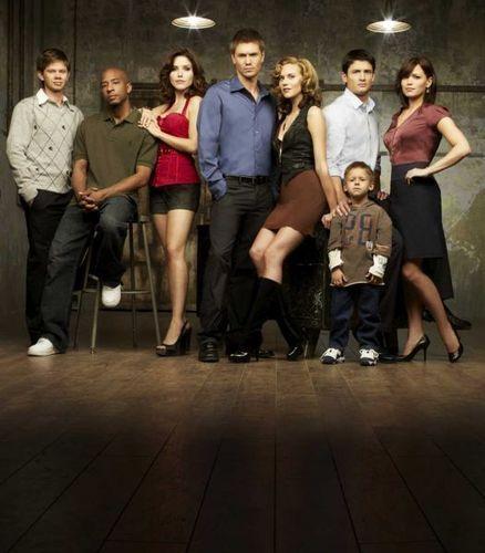 Cast (including Jamie)