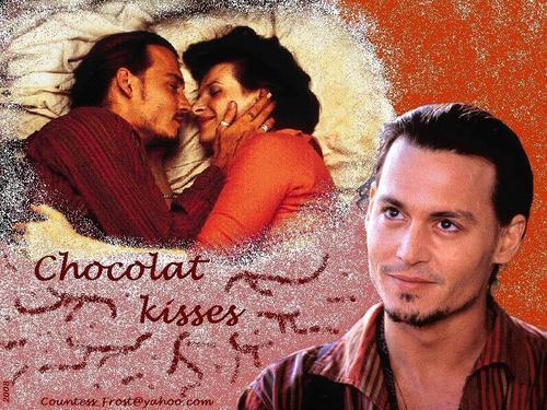 Chocolat kisses