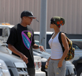 Chris & Rihanna - chris-brown photo