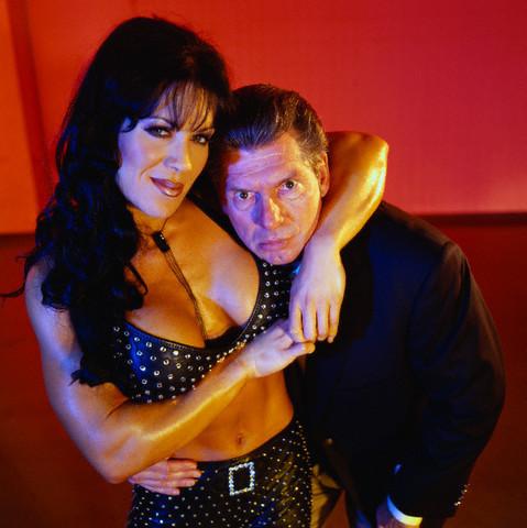 Chyna & Vince McMahon