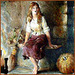 Cinderella icon - fairy-tales-and-fables icon