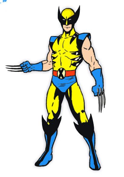 Classic Wolverine Фан Art