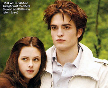 Close Up Of New Twilight Pic in EW