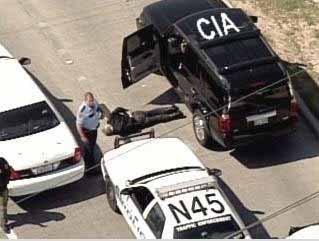 Cops killed CIA agent