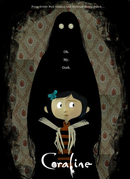 Coraline Coraline Fanart | HD Walls | Find Wallpapers Nightmare Before Christmas Pumpkin Patch Drawing