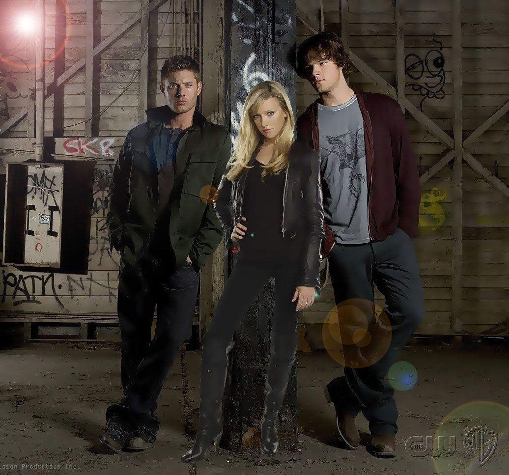Dean, Ruby ,sam
