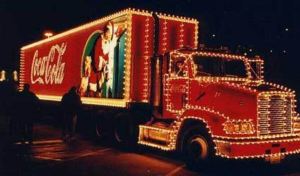 Delivery Truck with LIGHTS