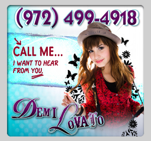 Demi Lovato wallpaper possibly with a sign titled Demi's number