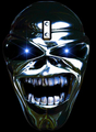 Eddie-chrome-iron maiden