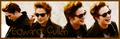 Edward Cullen Banner - robert-pattinson fan art