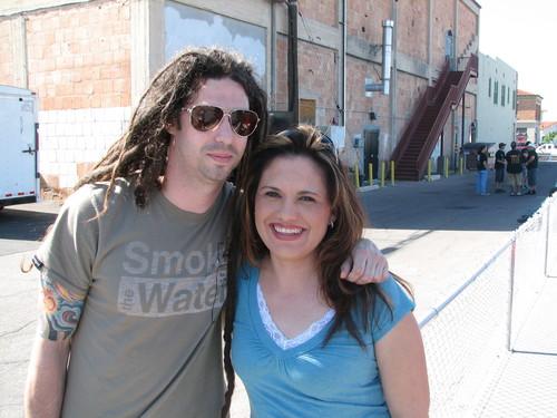 Elaine and Brian