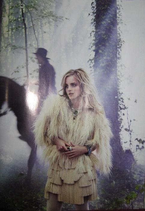 Emma - Italian Vogue Photoshoot - Emma Watson 483x700