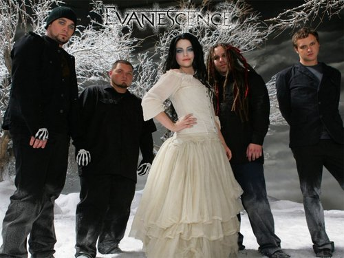 Evanescence wallpaper entitled Evanescence