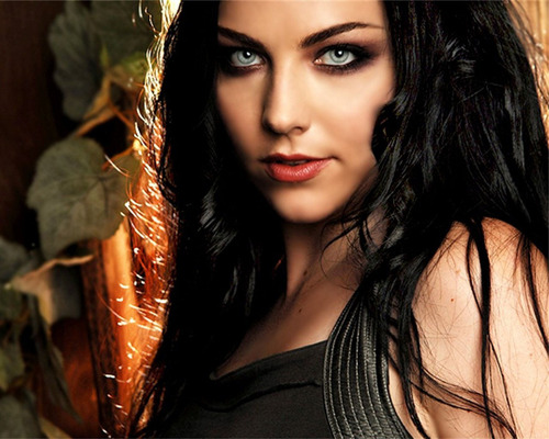 Evanescence wallpaper probably with a portrait called Evanescence