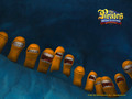Evil cheese from the 2008 Veggietales movie - veggie-tales wallpaper