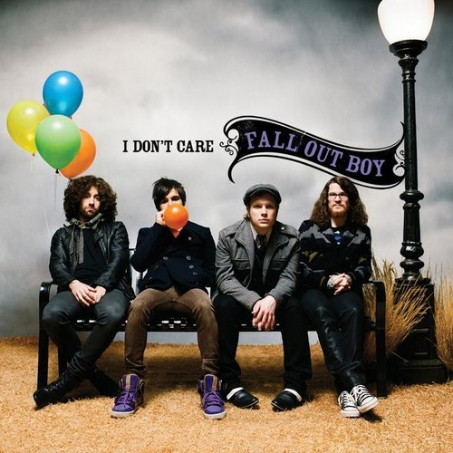 "Fall Out Boy ""I Don't Care"""