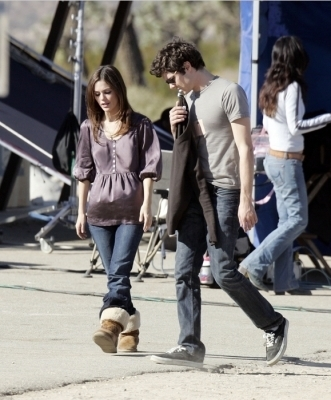Filming the OC