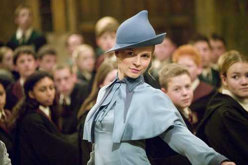 Fleur Delacour - harry-potter-and-the-goblet-of-fire Screencap