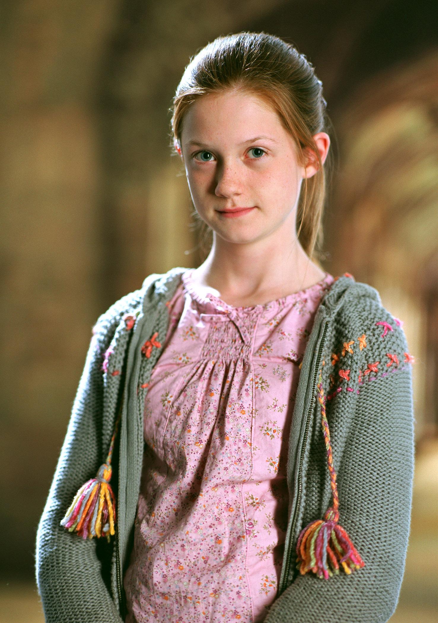 Harry Potter Ginny