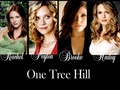 Girls &lt;3 - one-tree-hill-girls wallpaper