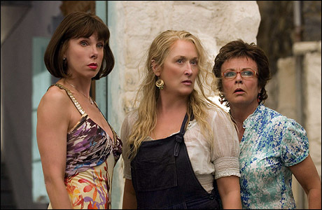 Girls from mamma mia