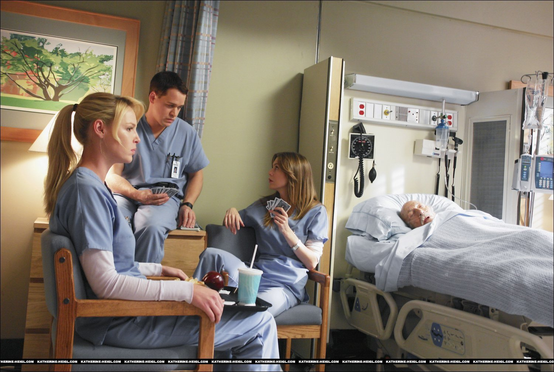 George & Izzie images Greys anatomy - season 3 HD wallpaper and ...